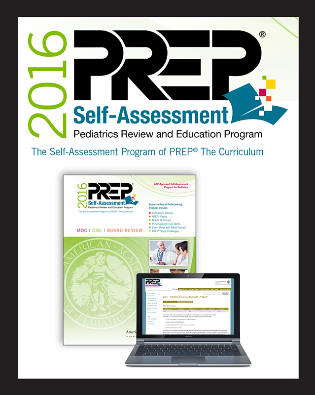 2016 Prep Self Assessment Aap