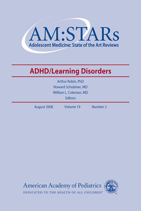 Driving With Adhd >> AM:STARS - ADHD/Learning Disorders [eBook] - AAP
