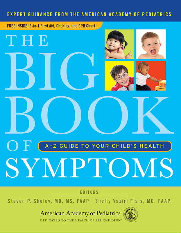 The Big Book of Symptoms: A-Z Guide To Your Child's Health ...