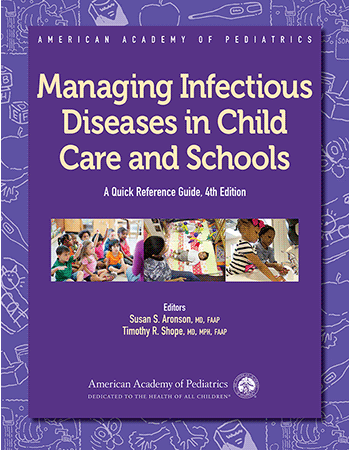 Aap napnap promotion managing infectious diseases in child care and schools 4th edition paperback fandeluxe Images
