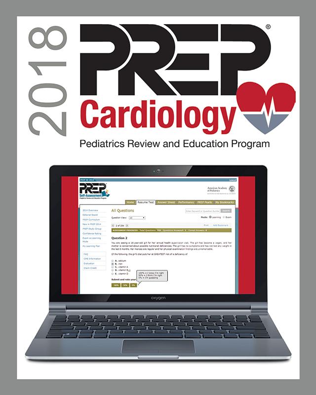 2018 PREP Cardiology - AAP