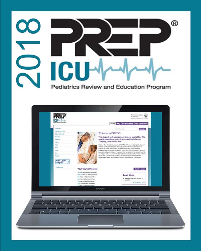 2018 PREP ICU - AAP