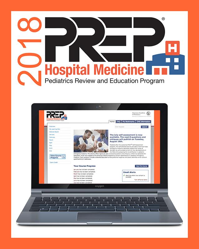 2018 PREP Hospital Medicine - AAP