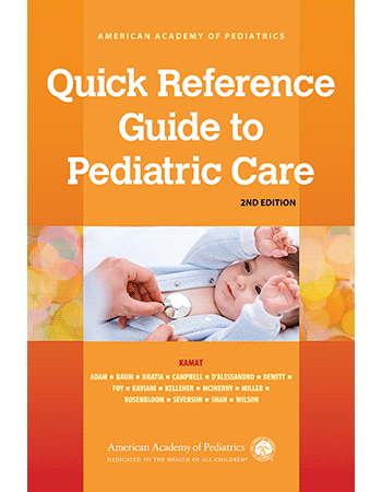 Aap books ebooks quick reference guide to pediatric care 2nd edition paperback fandeluxe Image collections