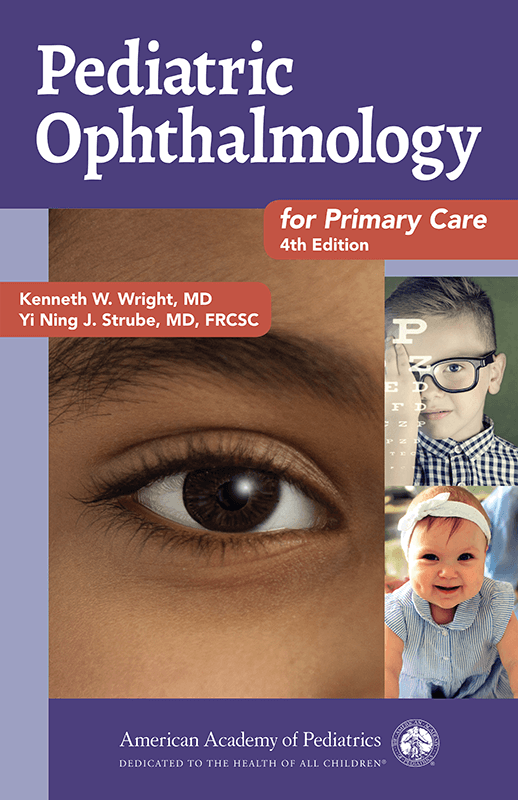 Pediatric Ophthalmology for Primary Care, 4th Edition