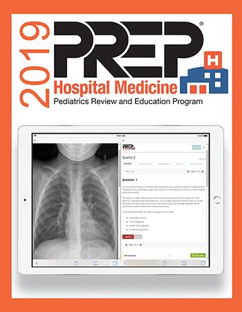 2019 PREP Hospital Medicine - AAP