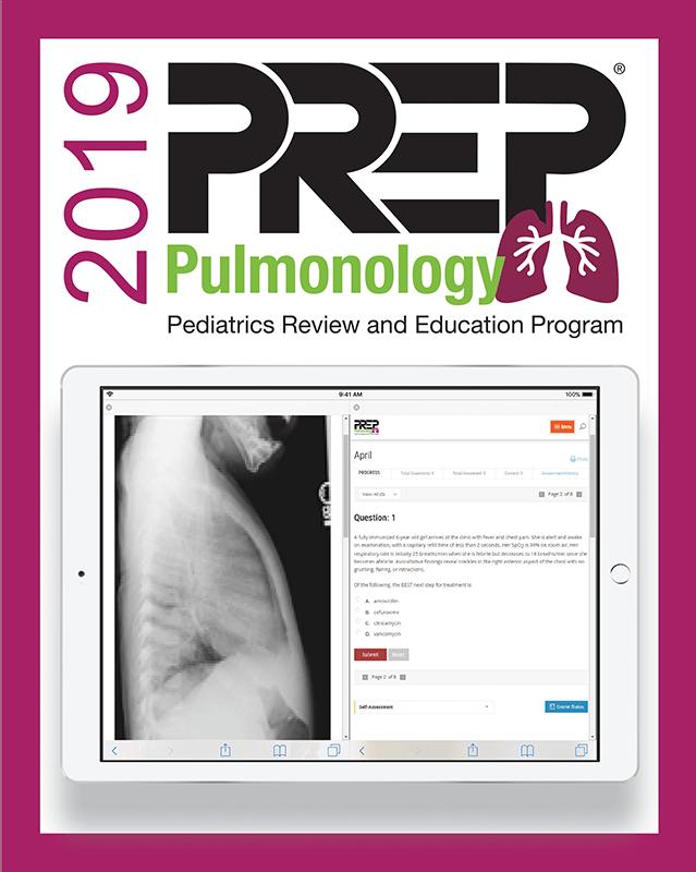 Pediatric Pulmonary Medicine