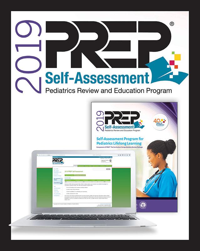 2019 PREP Self-Assessment - AAP