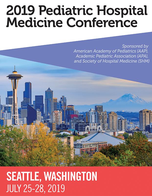 2019 Pediatric Hospital Medicine Conference - AAP