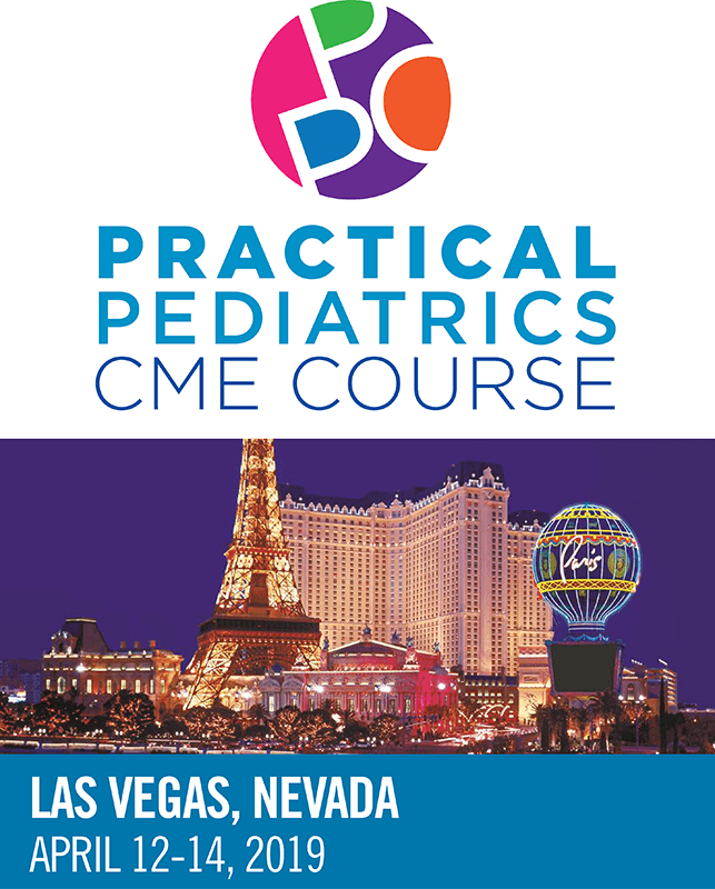 2019 Practical Pediatrics CME Course - Las Vegas, NV - AAP