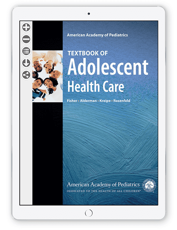 Aap Textbook Of Adolescent Health Care Ebook Aap