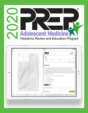 2018 PREP Adolescent Medicine - AAP